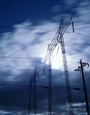 Photograph - Power Surge by Peter Piatt
