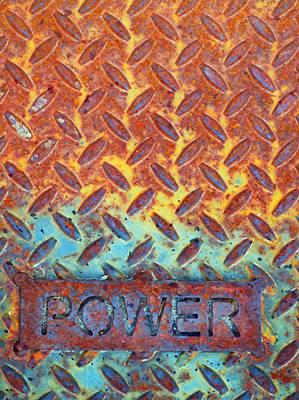 Photograph - Power by Tara Turner