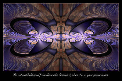 Digital Art - Power To Act by Missy Gainer