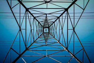 Photograph - Power Tower by Ernie Echols