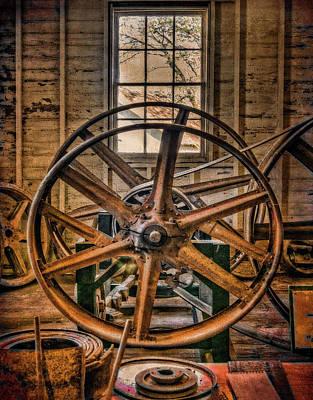 Photograph - Power Wheels by Thom Zehrfeld