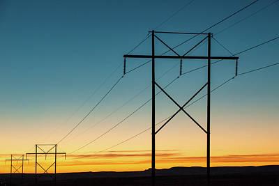 Photograph - Powerful Sunrise by Todd Klassy