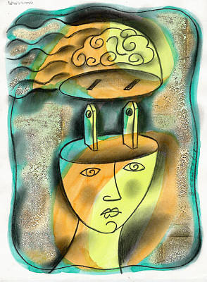 Power Painting - Powerful Thinking by Leon Zernitsky