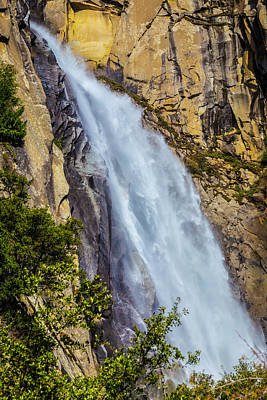 Photograph - Powerful Wildcat Falls by Garry Gay