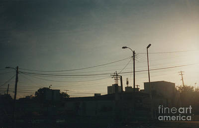 Photograph - Untitled Street Scene by Jeff Barrett