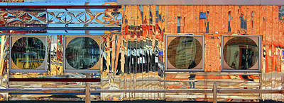 Photograph - Powers Diner Port Huron 2017 by Mary Bedy
