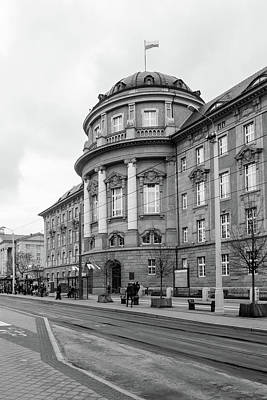 Photograph - Poznan University Of Medical Sciences by Jacek Wojnarowski