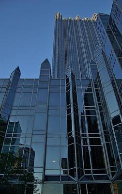 Photograph - Ppg Building by Christopher James
