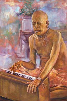Prabhupada Plays Harmonium Original