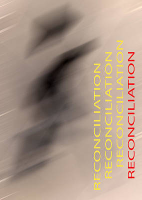 Photograph - Practical Reconciliation by James Warren