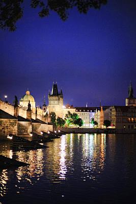 James Bond Photograph - Prague 19 by James Bond
