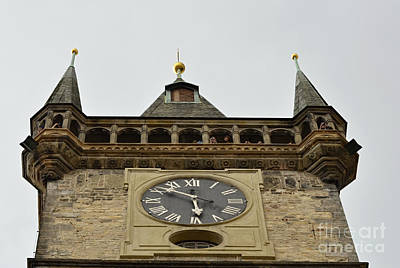 Digital Art - Prague-architecture 2 by Leo Symon