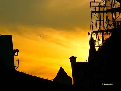 Photograph - Prague At Sunset by Hemu Aggarwal