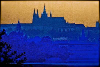 Prague At Twilight Original
