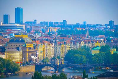 Photograph - Prague City by Carmen Tosca