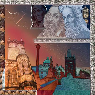 Prague Daydream Art Print by John Scariano