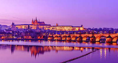 Photograph - Prague Fairytale by Dmytro Korol