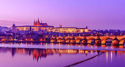 Photograph - Prague Fairytale by Dmytro Korol