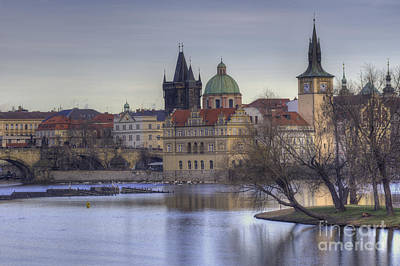 Photograph - Prague by Juli Scalzi