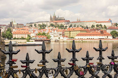 Photograph - With Love From Prague by Juli Scalzi