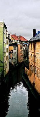 Photograph - Prague, Not Venice by Jerry Kalman
