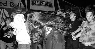 Smirnoff Photograph - Prague Rock by Bryan Hochman
