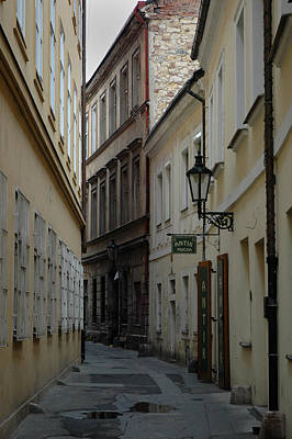 Print featuring the photograph Prague by Steven Richman