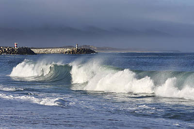 Photograph - Stormy Ocean by Marek Stepan