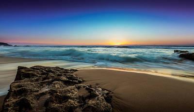 Praia Photograph - Praia Do Guincho Coast by Britten Adams