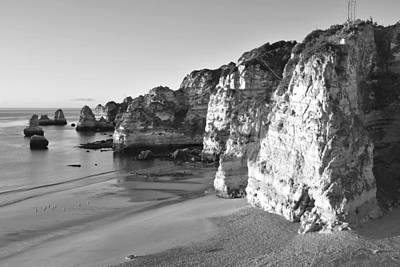 Photograph - Praia Dona Ana Algarve Portugal by Marek Stepan