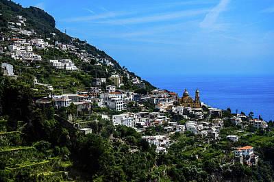 Photograph - Praiano Italy by Marilyn Burton
