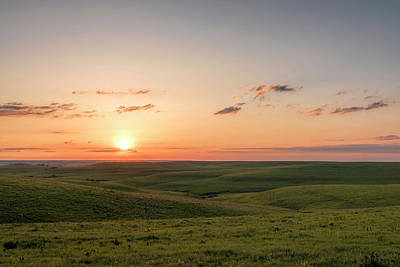Photograph - Prairie Expanse by Scott Bean