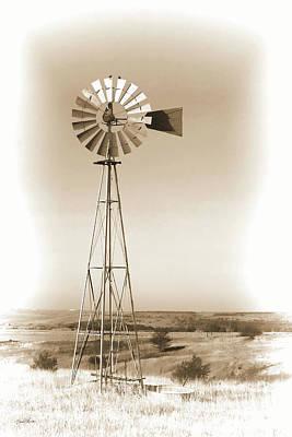 Photograph - Prairie Guardian by Sylvia Thornton