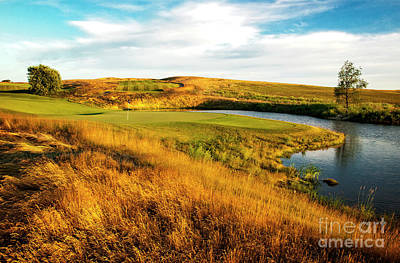Photograph - Prairie Hole by Scott Kemper