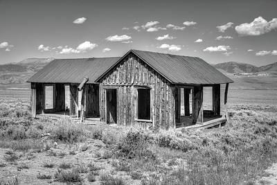 Photograph - Prairie Home by Richard J Cassato