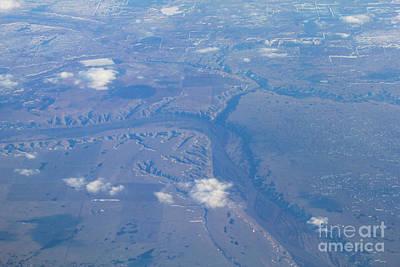 Photograph - Prairie Landscape by Donna L Munro