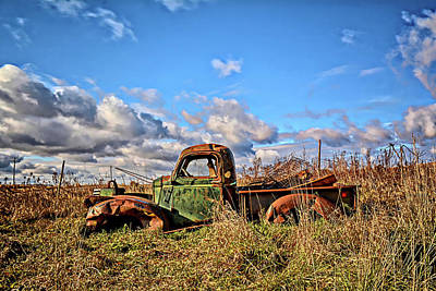 Photograph - Prairie Memories by Bonfire Photography