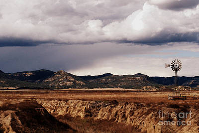 Photograph - Prairie Of New Mexico by Anjanette Douglas