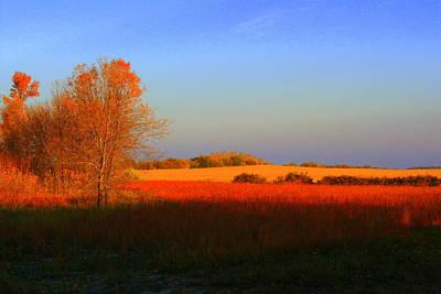 Photograph - Prairie Quiet 2 by Julie Lueders