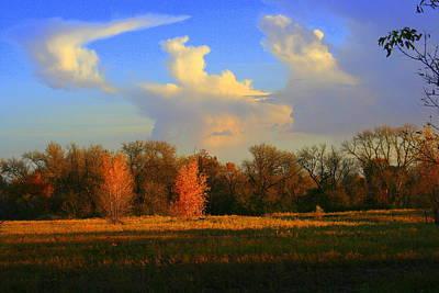 Photograph - Prairie Quiet 3 by Julie Lueders