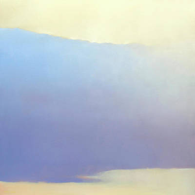Painting - Prairie Rain by Cap Pannell
