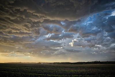 Photograph - Prairie Skies by Keith Boone
