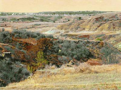 Photograph - Prairie Slope Reverie by Cris Fulton