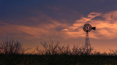Photograph - Prairie Sunset by Cathy Anderson