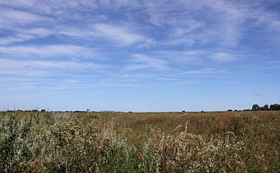 Wisconsin Photograph - Prairie View by Inspired Arts