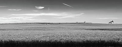 Photograph - Prairies by Pierre Cornay