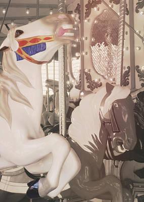Prancing Pony Art Print by JAMART Photography