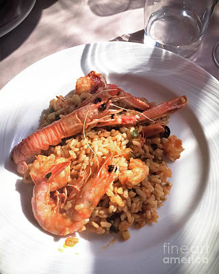 Photograph - Prawns For Dinner by Colleen Kammerer