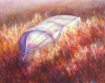 Painting - Pray For Rain by Shannon Grissom