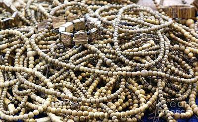 Photograph - Prayer Beads And Bracelets by Yali Shi